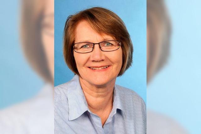 Karin Paulsen-Zenke (Rheinfelden)