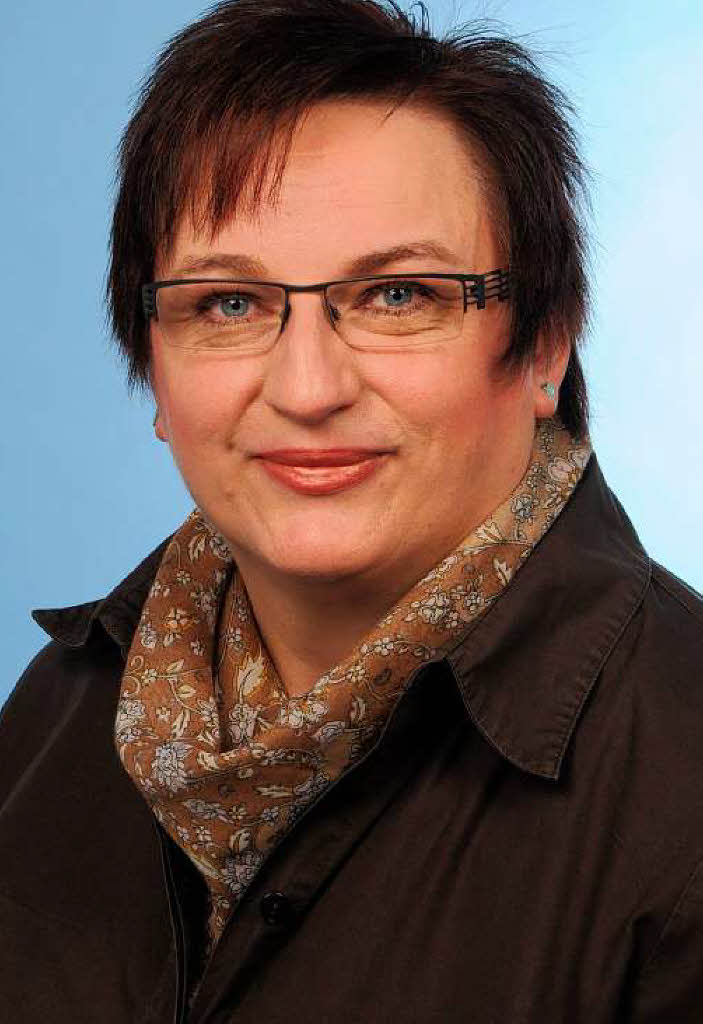 <b>Rita Krause</b> - SPD - Rheinfelden - Kommunalwahl 2014 - badische-zeitung.de - 82782893