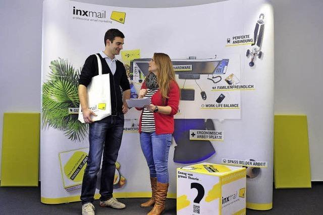 Inxmail: Die Chemie im Team muss stimmen