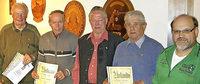 Schützenverein Tunau feiert seinen 60. Geburtstag