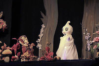 """""""Kasperle und das kleine Gespenst"""" in Häusern"""