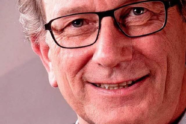 Dr. Bernhard Strittmatter (Gottenheim)