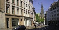 Umbau der Elisabethenstraße beginnt