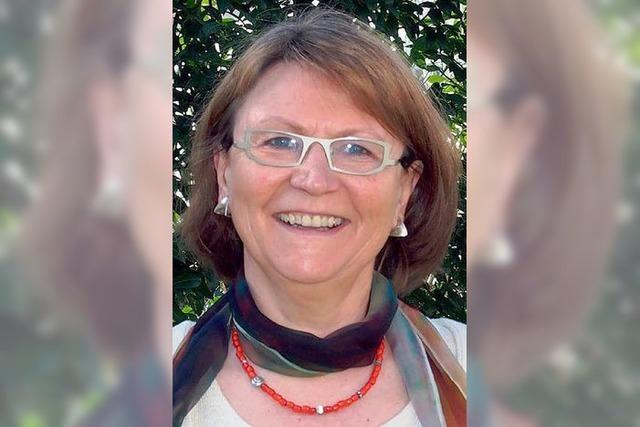 Ursula Metzger-Horoba (Eichstetten)