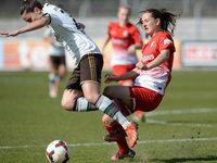 Freiburgs Fußball-Frauen kämpfen um Einzug ins DFB-Pokal-Finale