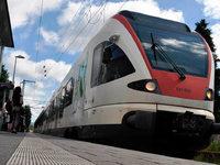 S-Bahn-Strecke abends gesperrt