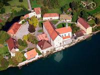 Evangelische Kirche will sich von Schloss Beuggen am Hochrhein trennen