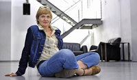 Sabine Noll: Die Grenzg�ngerin