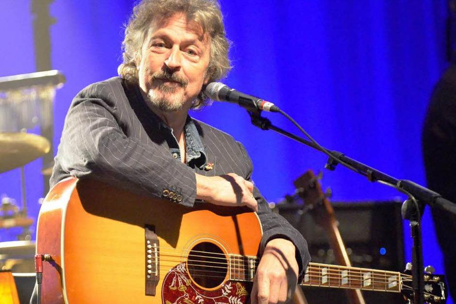 Die perfekte kölsche Mischung aus Bob Dylan und Bruce Springsteen. (Foto: Hans-Peter Müller)