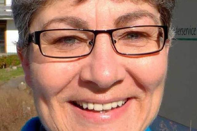 Doris van Teffelen-Klüttermann (Titisee-Neustadt)