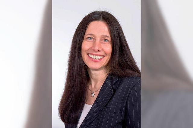 Claudia Dolzer (Zell im Wiesental)
