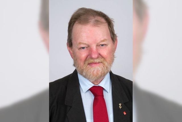 Klaus Berger (Zell im Wiesental)