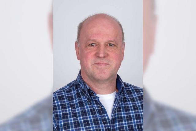 Walter Tscheulin (Zell im Wiesental)