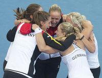 """Deutsche Tennis-Damen im Fedcup-Finale: """"Was für ein tolles Team"""""""