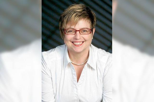 Petra Welter (Schallstadt-Wolfenweiler)