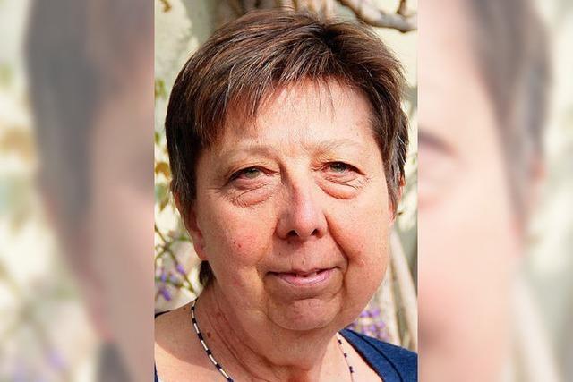 Rosemarie Heine-Bührer (Schallstadt)