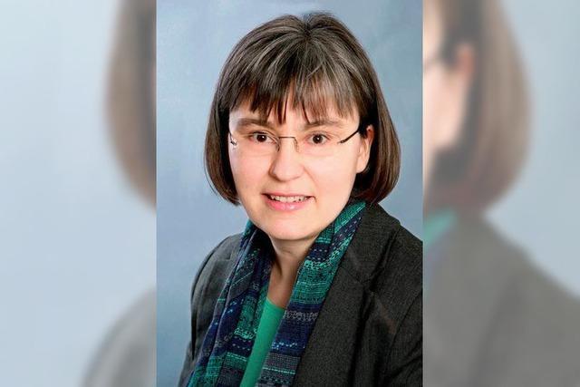 Susanne Behringer (Heitersheim)