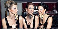 Drei Exen im Tabourettli Basel