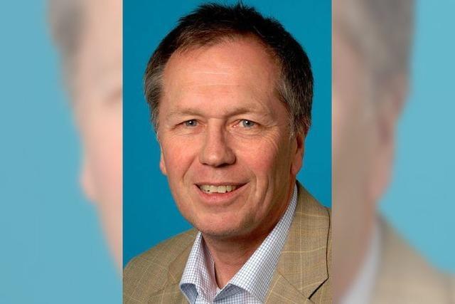 Dr. rer. nat. Ralph Gerspach (Grenzach-Wyhlen)