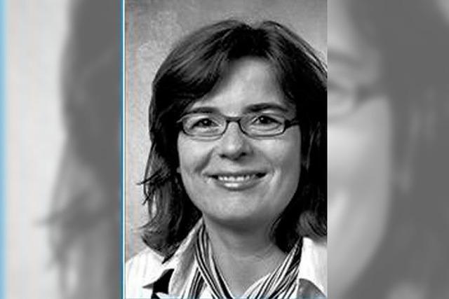 Anja Bohnenberger (Grenzach-Wyhlen)