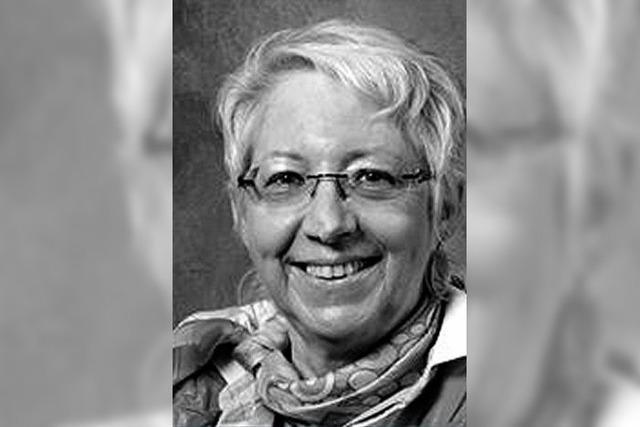 Ulrike Ebi-Kuhn (Grenzach-Wyhlen)