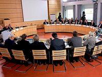 �ber die Chancen, Konflikte durch Verhandlungen zu l�sen