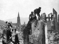 Der Zweite Weltkrieg und die sp�ten Folgen f�r die Psyche