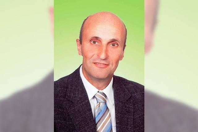 Armin Imgraben (Müllheim -Britzingen)