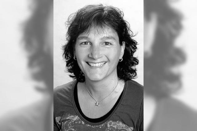 Claudia Rudolf (Schallstadt-Mengen)