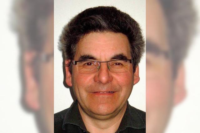 Gerhard Ströhlein (Bad Krozingen)