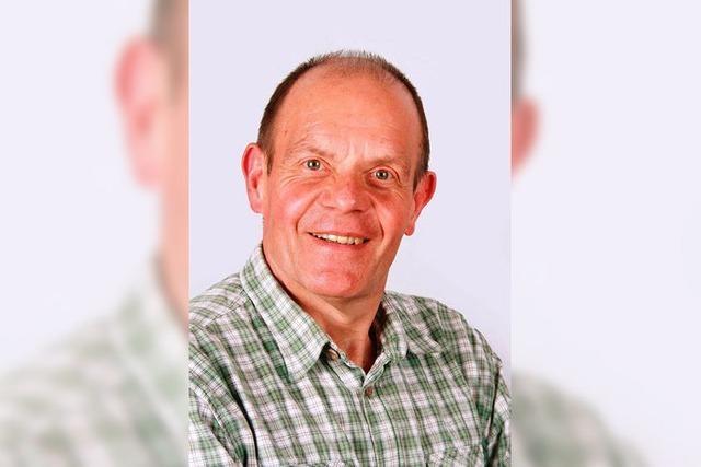 Klaus Staub (Lenzkirch)