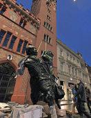 500 Jahre Rathaus - Jubil�um des roten Wahrzeichens