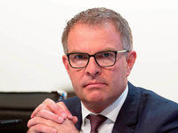 Carsten Spohr ist neuer Vorstandschef der Lufthansa