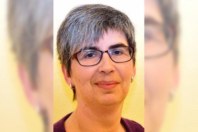Christine Schwendemann-Brugger (Biederbach)