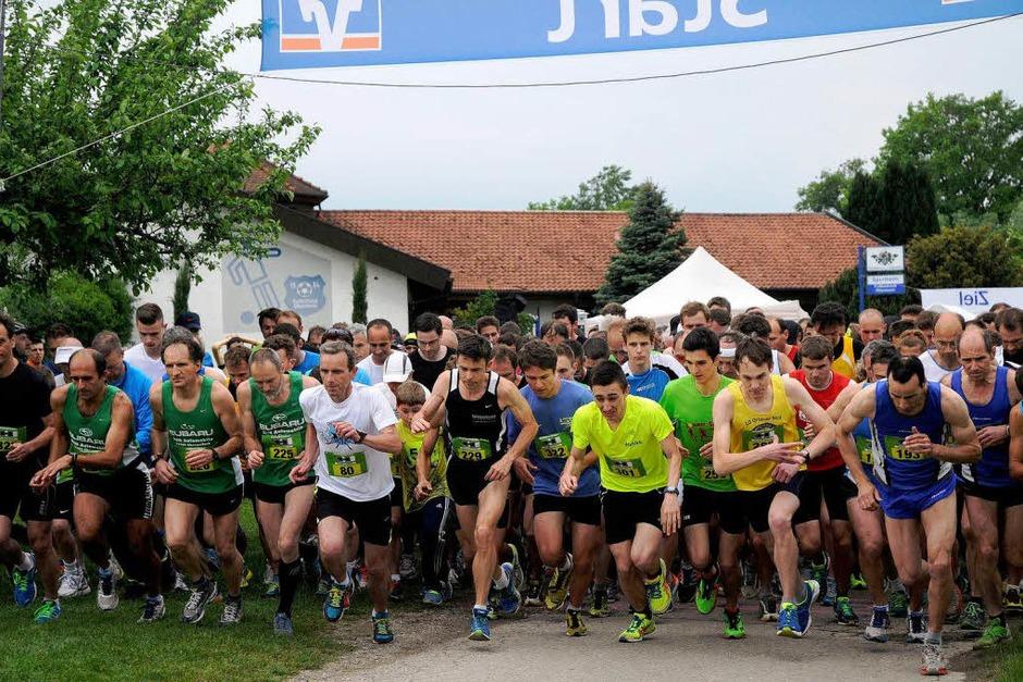 Der Lauf in den Mai in Ottenheim (Foto: Bettina Schaller, Bettina Schaller)