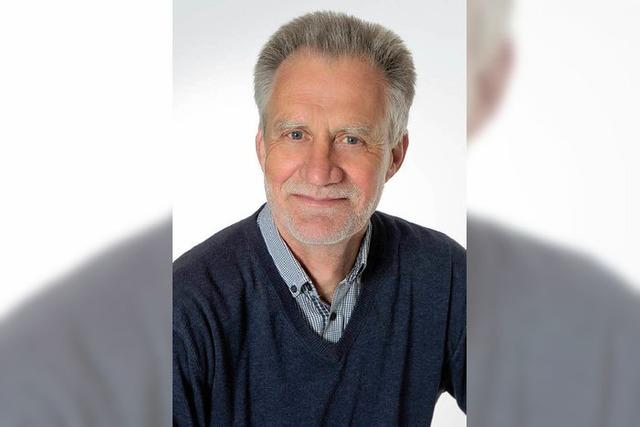 Heinz Nüsslein (Weil am Rhein)
