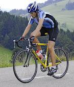 Neueste Attraktion für Rennradfahrer