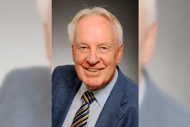 Joachim Dr. Buck (Weil am Rhein)