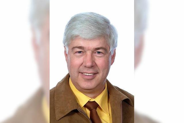 Reinhard Dr. Knorr (Efringen-Kirchen)