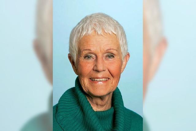 Dorothee Willmann (Bad Krozingen)