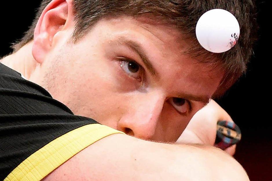 Kondition, Schnelligkeit und ein gutes Auge: Tischtennis fordert den ganzen Körper. (Foto: AFP)