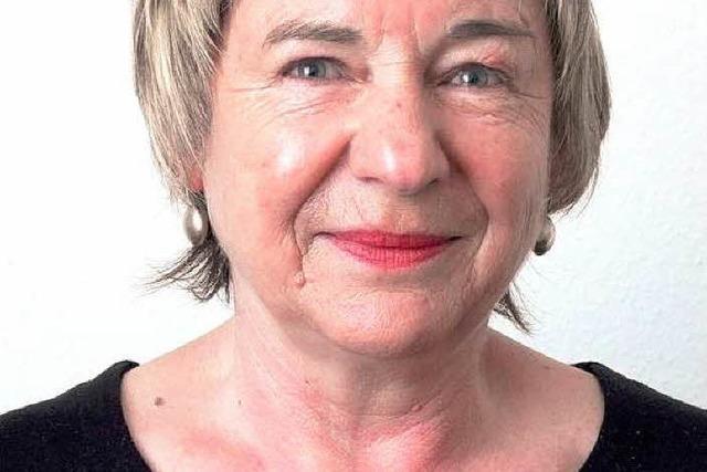 Karin Kudielka-Fecht (Freiburg)