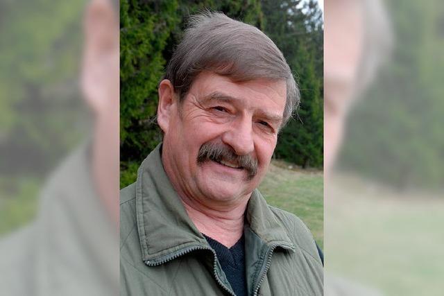 Reiner Vogt (Häusern)