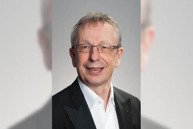 Dr. Norbert Gerbracht (Grenzach-Wyhlen)