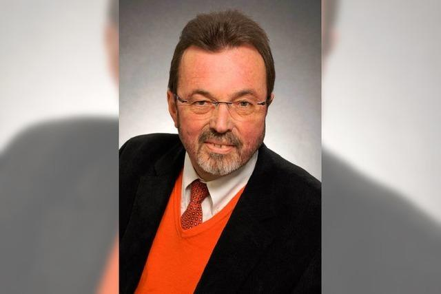 Egon Gehrt (Weil am Rhein)