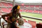 Fotos: Brasilien vor der WM, von Stra�enkindern fotografiert