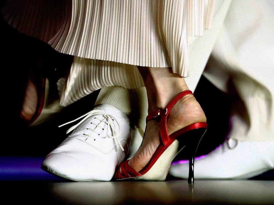 Tango – das ist Musik, Tanz und vor allem Lebensart.  | Foto: DPA