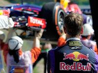 Ein Kurzschluss stoppt Vettel
