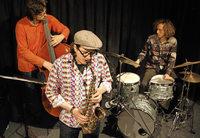 Explosiver Jazz - das Ferenc und Magnus Mehl Quartett