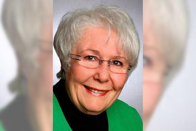 Monika Rüde (Laufenburg)